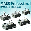 MARS Professional DMX Fog Machine Series